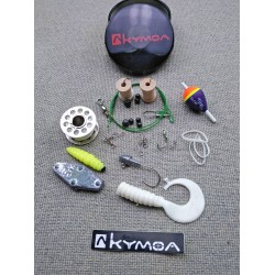 Kit Pêche Mini de Survie