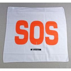 Drapeau S.O.S Secours